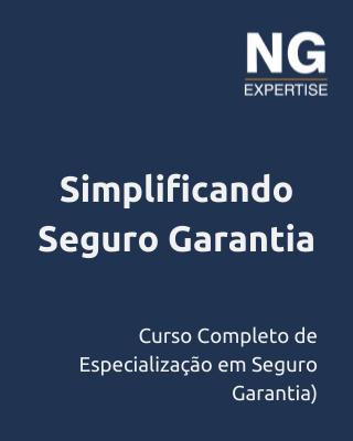 Simplificando Seguro Garantia