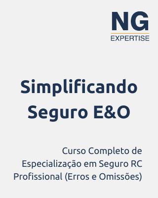 Seguro E&O (Responsabilidade Civil Profissional)
